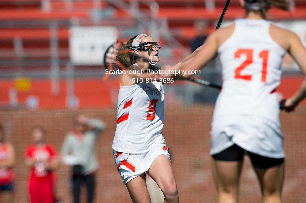 2016 Campbell University Lacrosse vs St Frances