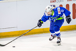 Pren Pia of Slovenia during hockey match between Slovenia and Great Britain in IIHF World Womens Championship, Division II, Group A, on April 4, 2018 in Ledena dvorana Maribor, Maribor, Slovenia. Photo by Ziga Zupan / Sportida