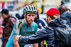 Astana, Tour de France, Stage 5: Ypres > Arenberg Porte du Hainaut, UCI WorldTour, 2.UWT, Wallers, France, 9th July 2014, Photo by Thomas van Bracht / Peloton Photos