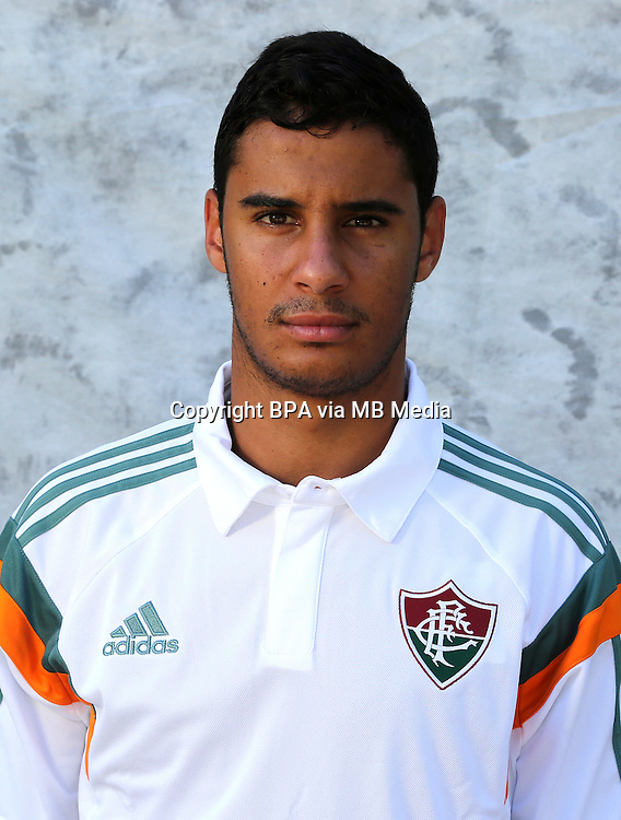 "Brazilian Football League Serie A / <br /> ( Fluminense Football Club ) - <br /> Michael Vinicius Silva Morais "" Michael """