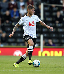 Derby County's Jeff Hendrick - Mandatory by-line: Robbie Stephenson/JMP - 07966386802 - 29/07/2015 - SPORT - FOOTBALL - Derby,England - iPro Stadium - Derby County v Villarreal CF - Pre-Season Friendly