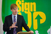 Stephen Timms at the Sportspark UEA