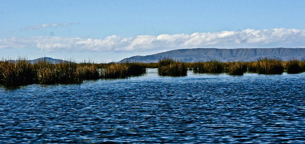 LAKE TITICACA,PERU