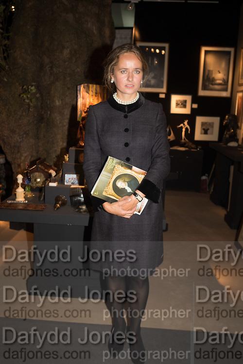 EDITE LIGERE, , The LAPADA Art & Antiques Fair - private view, Berkeley Sq. London. 12  September 2016