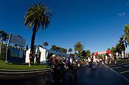 Superkids and Family Triathlon.2011 Geelong Multi-Sport Festival.Eastern Beach, Geelong, Victoria, Australia.19/02/11.Photo By Lucas Wroe