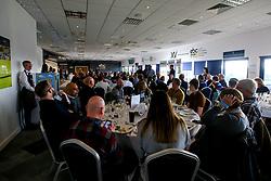 Worcester Warriors hospitality - Mandatory by-line: Robbie Stephenson/JMP - 30/11/2019 - RUGBY - Sixways Stadium - Worcester, England - Worcester Warriors v Sale Sharks - Gallagher Premiership Rugby