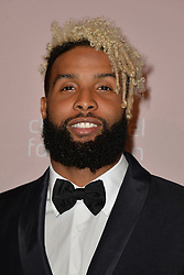 September 13, 2018 - New York, NY, USA - September 13, 2018  New York City..Odell Beckham Jr  attending the 4th Annual Clara Lionel Foundation Diamond Ball on September 13, 2018 in New York City. (Credit Image: © Kristin Callahan/Ace Pictures via ZUMA Press)