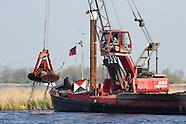 Baggerwerk Marrekrite 2011 (omgeving Sneek - Houkemar)