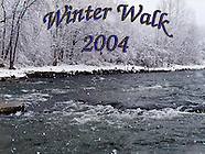 2004 - Winter Walk in Dayton, Ohio, including Eastwood MetroPark and Aullwood Center and Farm