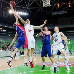 20130410: SLO, Basketball - Telemach League, KK Union Olimpija vs Tajfun Sentjur