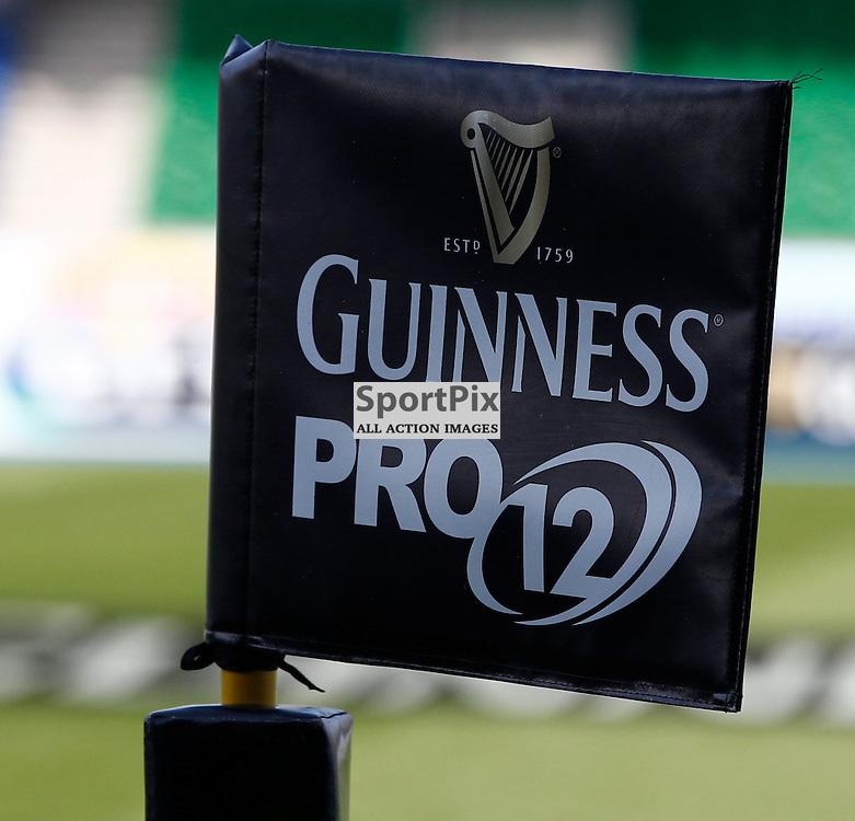 GUINESS PRO 12 - Glasgow Warriors v Scarlets.......(c) STEPHEN LAWSON | SportPix.org.uk