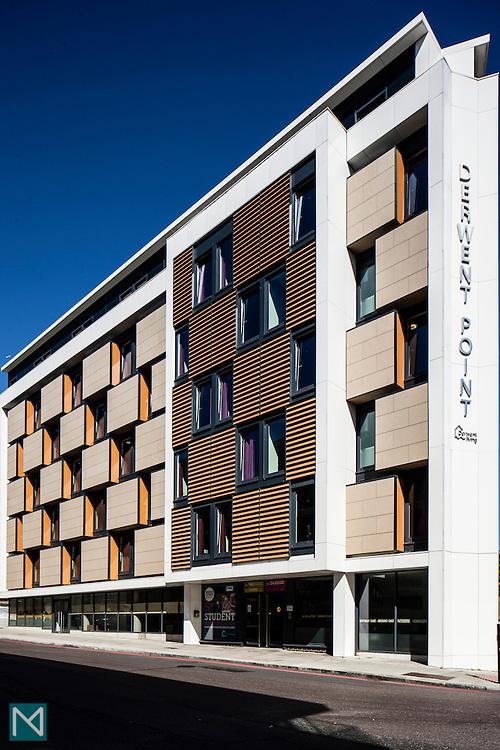 Derwent Point student accommodation in London
