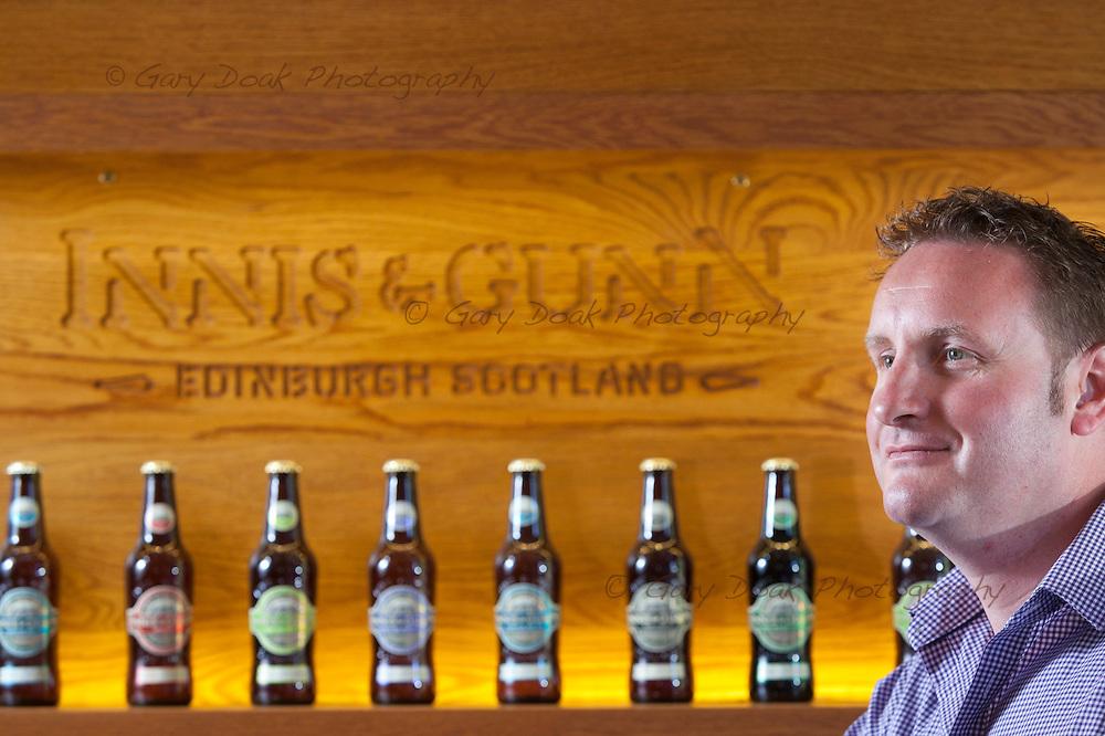 Dougal Gunn Sharp, The Innis & Gunn Brewing Company Ltd. Edinburgh