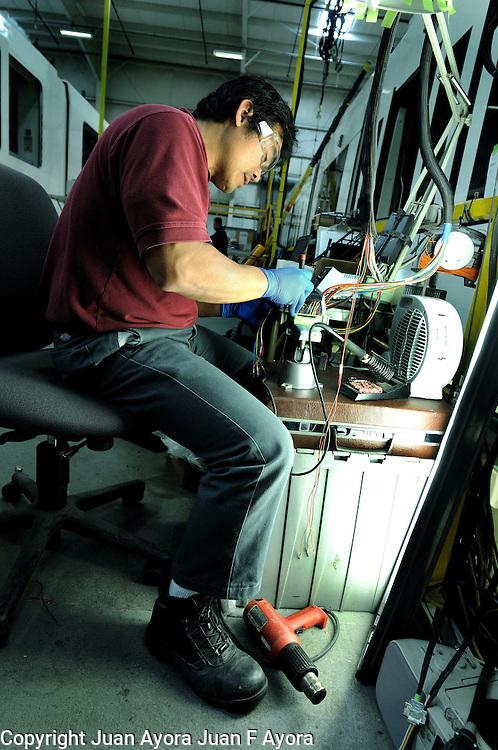 SIEMENS Light Rail Vehicle Manufacturing Facility