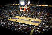 The Sacramento Kings home opener against the Memphis Grizzlies, November 2, 2009.
