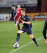 Matty Allan - Dundee v Aberdeen, SPFL development league<br />