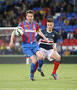 "John ""Fenners"" Fendley and Thomas Konrad - Crystal Palace v Dundee - Julian Speroni testimonial match at Selhurst Park<br /> <br />  - © David Young - www.davidyoungphoto.co.uk - email: davidyoungphoto@gmail.com"