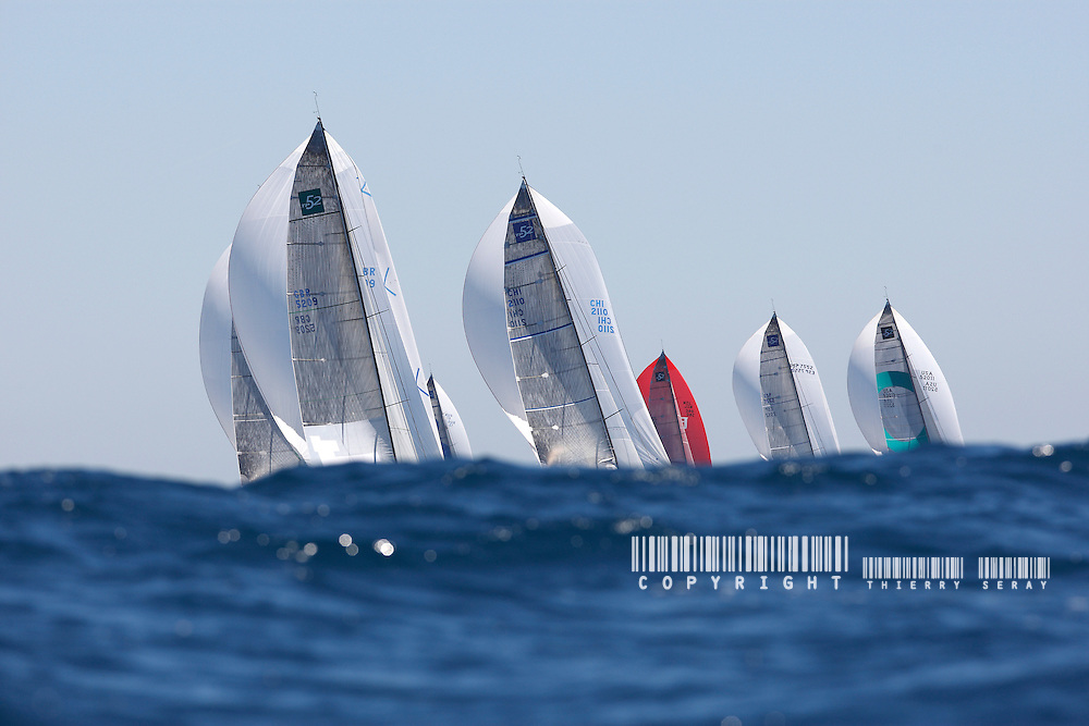 AUDI MED CUP-JUNE 2009-MARSEILLE-TP 52 SERIES-COPYRIGHT : THIERRY SERAY/DPPI.COASTAL RACE