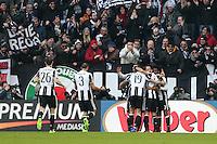 can - 22.01.2017 - Torino - Serie A 2016/17 - 21a giornata  -  Juventus-Lazio nella  foto: L'esultanza dei giocatori della Juventus