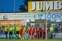 LIENDEN - 21-09-2016, FC Lienden - AZ, Sportpark de Abdijhof, opkomst