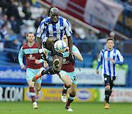 Sheffield Wednesday v Burnley 010113