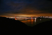 Golden Gate Bridge with San Francisco Cityscape