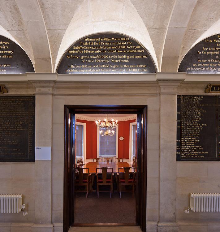 radcliffe, oxford university, england, uk