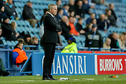 Wolverhampton Wanderers Manager Kenny Jackett  during the Sky Bet Championship match between Sheffield Wednesday and Wolverhampton Wanderers at Hillsborough, Sheffield, England on 20 December 2015. Photo by Simon Davies.