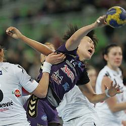 20110304: SLO, Handball - Women Champions League, RK Krim Mercator vs Buducnost