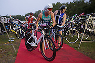 Tim Reed (AUS), June 8, 2014 - TRIATHLON : Ironman Cairns 70.3 / Cairns Airport Adventure Festival, Palm Cove - Captain Cook Highway - Cairns Esplanade, Cairns, Queensland, Australia. Credit: Lucas Wroe