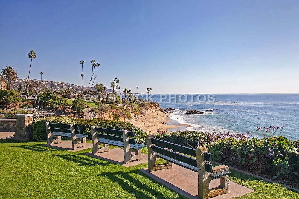 Ocean View From Heisler Park in Laguna Beach