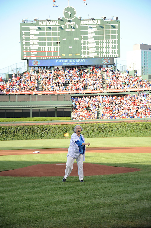 130713_Cubs pregame<br /> <br /> July 13, 2013 Cubs v Cardinals