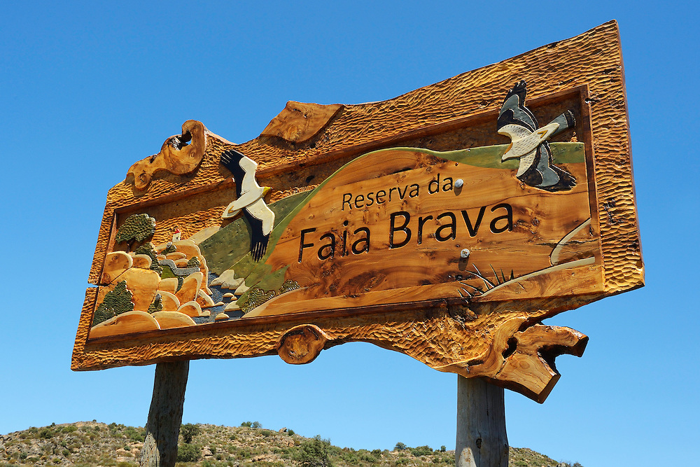 the Faia Brava reserve, in the Western Iberia rewilding area,  Coa valley, Portugal.