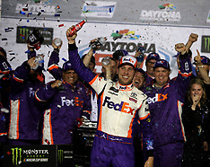 Monster Energy NASCAR Cup Series - DAYTONA 500 - 17 Feb 2019