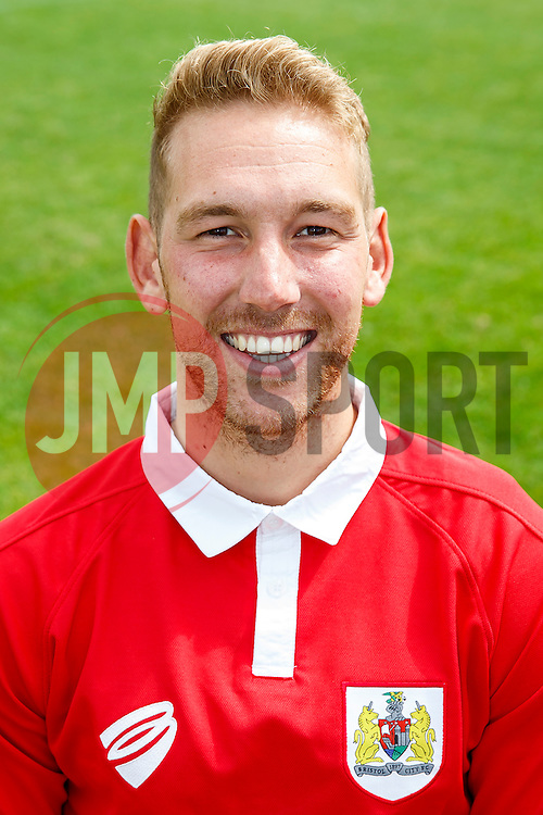 Scott Wagstaff poses for a head shot - Photo mandatory by-line: Rogan Thomson/JMP - 07966 386802 - 04/08/2014 - SPORT - FOOTBALL - BCFC Training Ground, Failand - Bristol City, 2014/15 Team Photos.