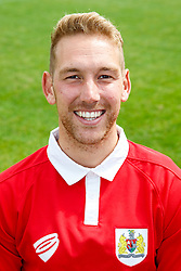 Scott Wagstaff poses for a head shot - Photo mandatory by-line: Rogan Thomson/JMP - 07966 386802 - 04/08/2014 - SPORT - FOOTBALL - BCFC Training Ground, Failand - Bristol City, 2014/15 Team Photos.