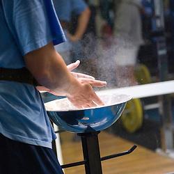 2007-10-05 Weights, Practice, Rain