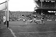 All Ireland Minor Football Final. Mayo v Cork. Croke Park, Dublin. 26th September 1971. 26.09.1971