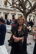 VISCOUNTESS WINDSOR;, Ai Weiwei, Royal Academy, Piccadilly. London.  15 September 2015.