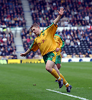 DERBY COUNTY/NORWICH CITY 05/04/03 NATIONWIDE LEAGUE PHOTO TIM PARKER FOTOSPORTS INTERNATIONAL<br />