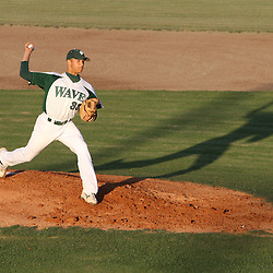 07 April 2009: Ponchatoula high school baseball action photography