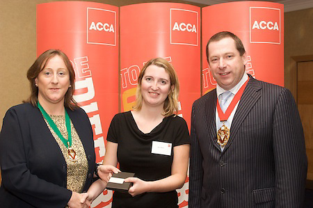 New Member Ceremony  .ACCA officially welcomes new members to the accountancy body.