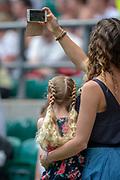 Twickenham, United Kingdom,  2nd June 2019, Quilter Cup, England Women v Barbarians Women, played at the RFU Stadium, Twickenham, England, <br /> © Peter SPURRIER/Intersport Images,<br /> <br /> 12:41:17  02/06/2019