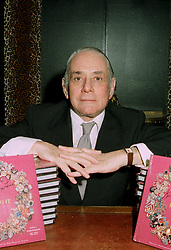 KENNETH JAY LANE the leading American jeweller, at a party in London on 16th 1997.LZJ 1