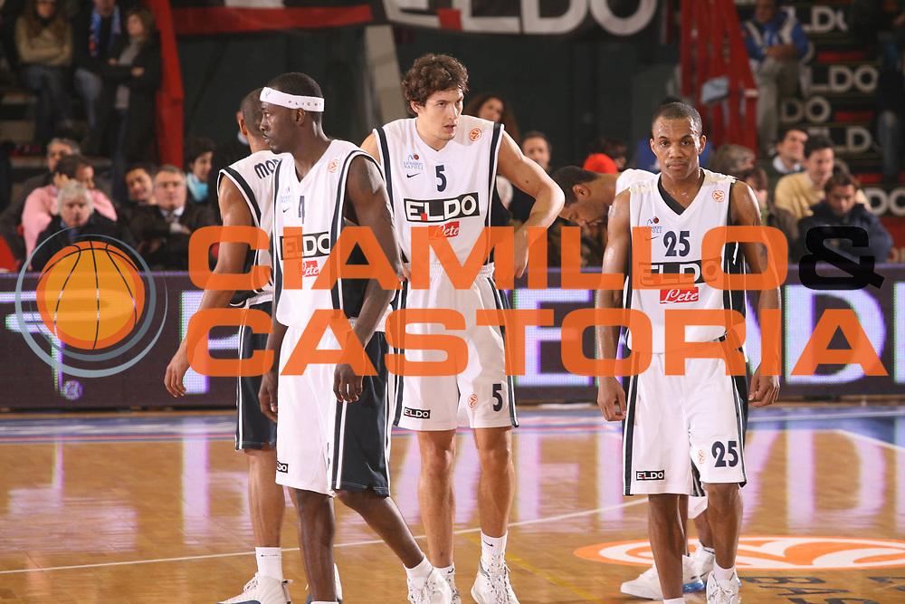 DESCRIZIONE : Napoli Eurolega 2006-07 Eldo Napoli Zalgiris Kaunas <br /> GIOCATORE : Sesay Cittadini Ellis<br /> SQUADRA : Eldo Napoli <br /> EVENTO : Eurolega 2006-2007 <br /> GARA : Eldo Napoli Zalgiris Kaunas <br /> DATA :21/12/2006 <br /> CATEGORIA : Ritratto<br /> SPORT : Pallacanestro <br /> AUTORE : Agenzia Ciamillo-Castoria/G.Ciamillo