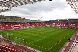 General view of Rotherham United's Aesseal New York Stadium - Mandatory by-line: Ryan Crockett/JMP - 14/10/2017 - FOOTBALL - Aesseal New York Stadium - Rotherham, England - Rotherham United v Scunthorpe United - Sky Bet League One