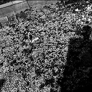 SELF PORTRAITS / AUTORRETRATOS.Photography by Aaron Sosa.Bailadores, Merida State - Venezuela 2000.(Copyright © Aaron Sosa)