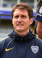 Argentina Football League First Division - Axion Energy 2016-2017 / <br /> Club Atletico Boca Juniors - <br /> Guillermo Barros Schelotto - DT Club Atletico Boca Juniors