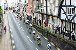Aviva Women's Tour 2016 - Stage 2. A 140.8 km road race from Atherstone to Stratford upon Avon, UK on June 16th 2016.