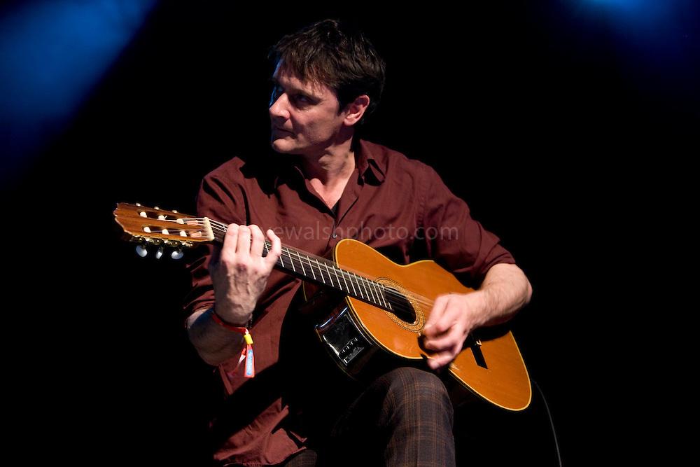 Neil Fraser of Tindersticks at Electric Picnic 2008